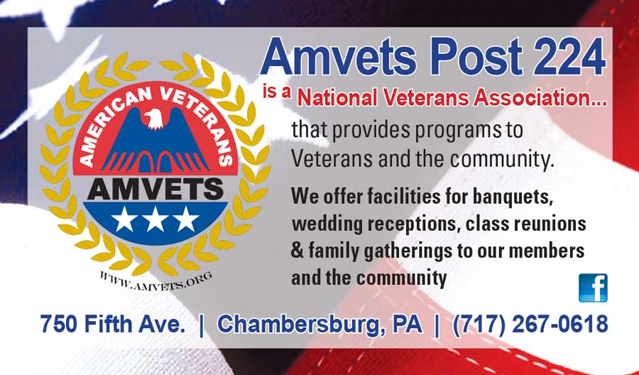 """<center>Amvets Post 224 