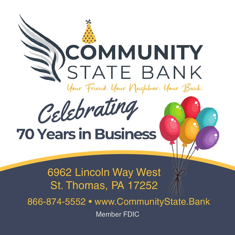"""<center>Community State Bank 