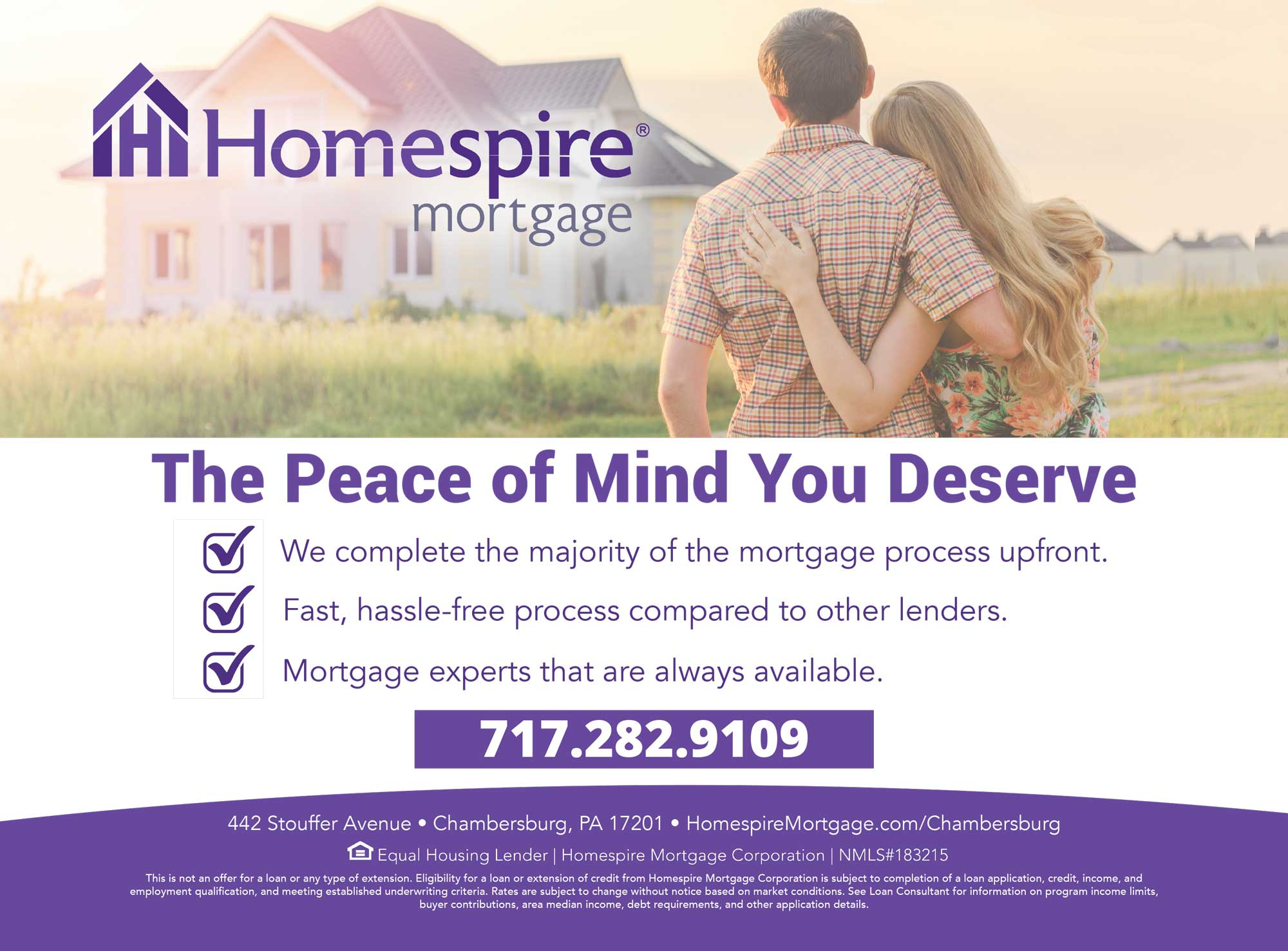 """<center>Homespire Mortgage   <b><a href=""""https://www.homespiremortgage.com"""" target=""""_blank"""" rel=""""noopener noreferrer"""">CLICK HERE to view the website</a></b></center>"""