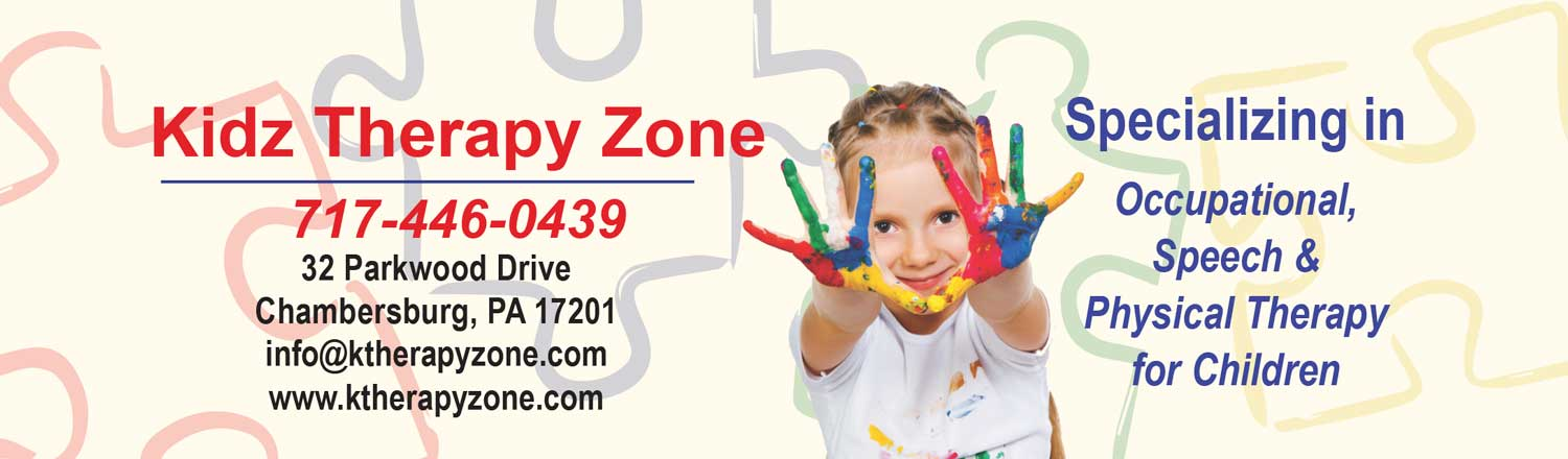 """<center>Kidz Therapy Zone 