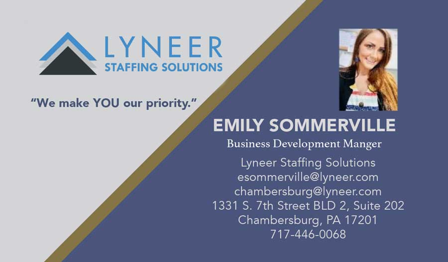 """<center>Lyneer Staffing Solutions 
