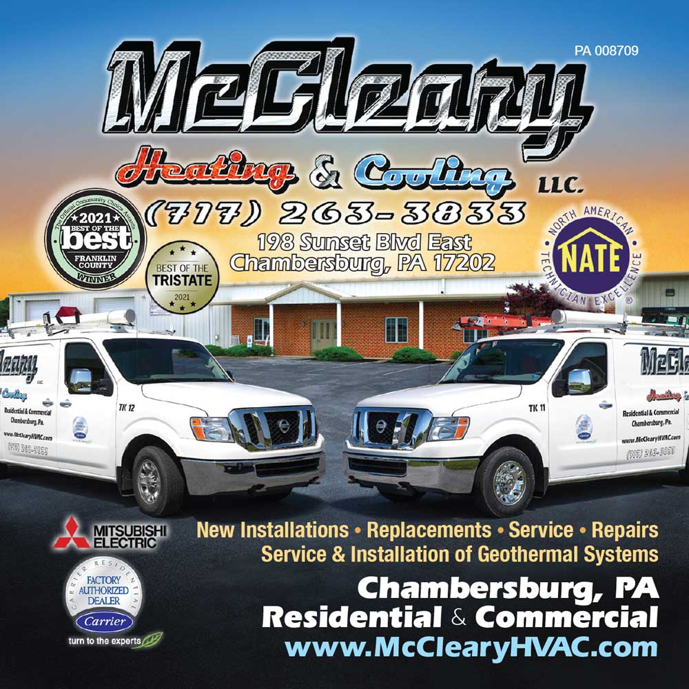 """<center>McCleary Heating & Cooling LLC.   <b><a href=""""https://mcclearyhvac.com"""" target=""""_blank"""" rel=""""noopener noreferrer"""">CLICK HERE to view the website</a></b></center>"""