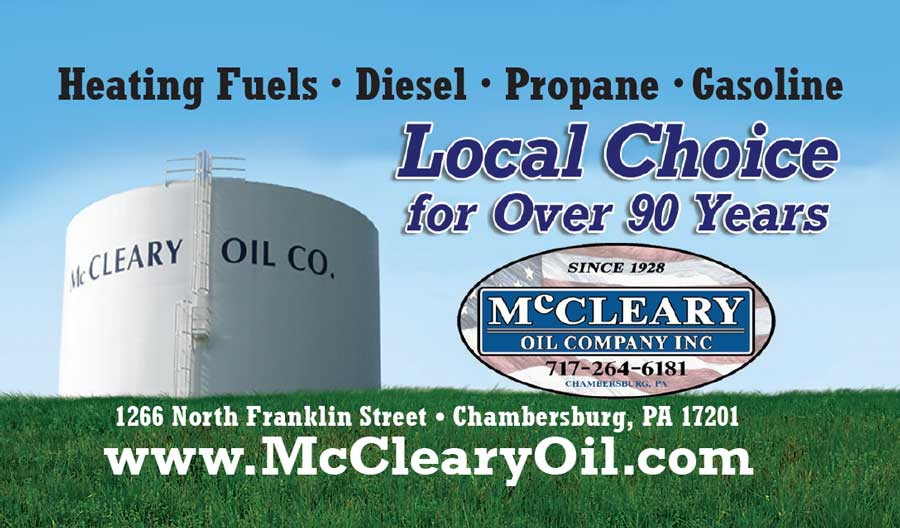 """<center>McCleary Oil Company Inc.   <b><a href=""""https://mcclearyoil.com"""" target=""""_blank"""" rel=""""noopener noreferrer"""">CLICK HERE to view the website</a></b></center>"""