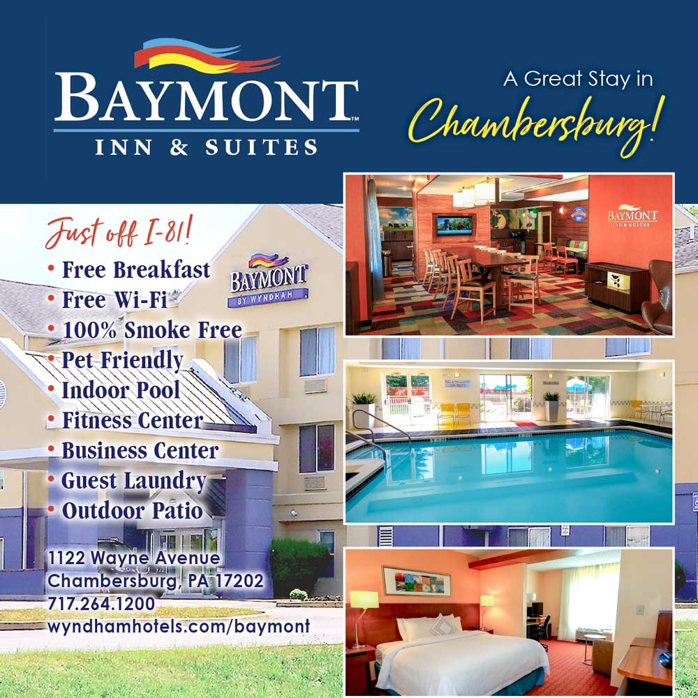 """<center>Baymont Inn & Suites 