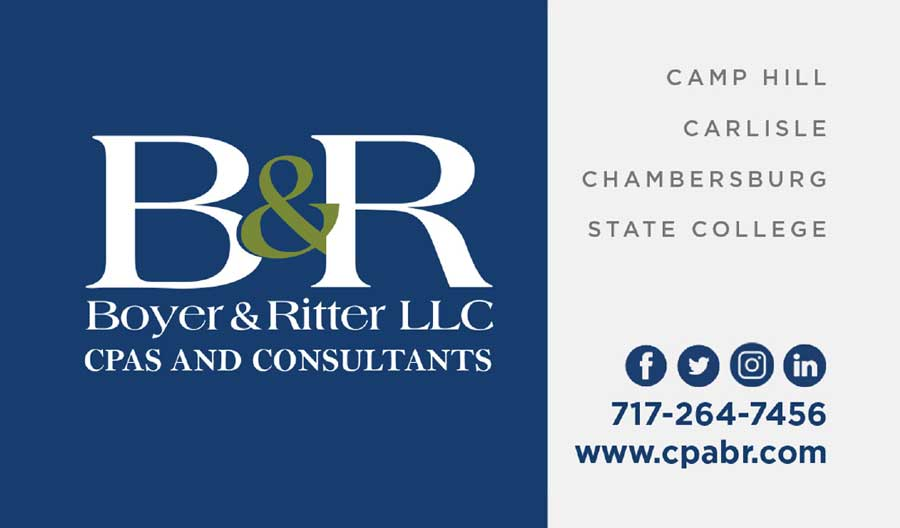 """<center>Boyer & Ritter LLC 
