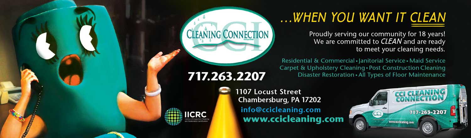 """<center>Cleaning Connection Incorporated 