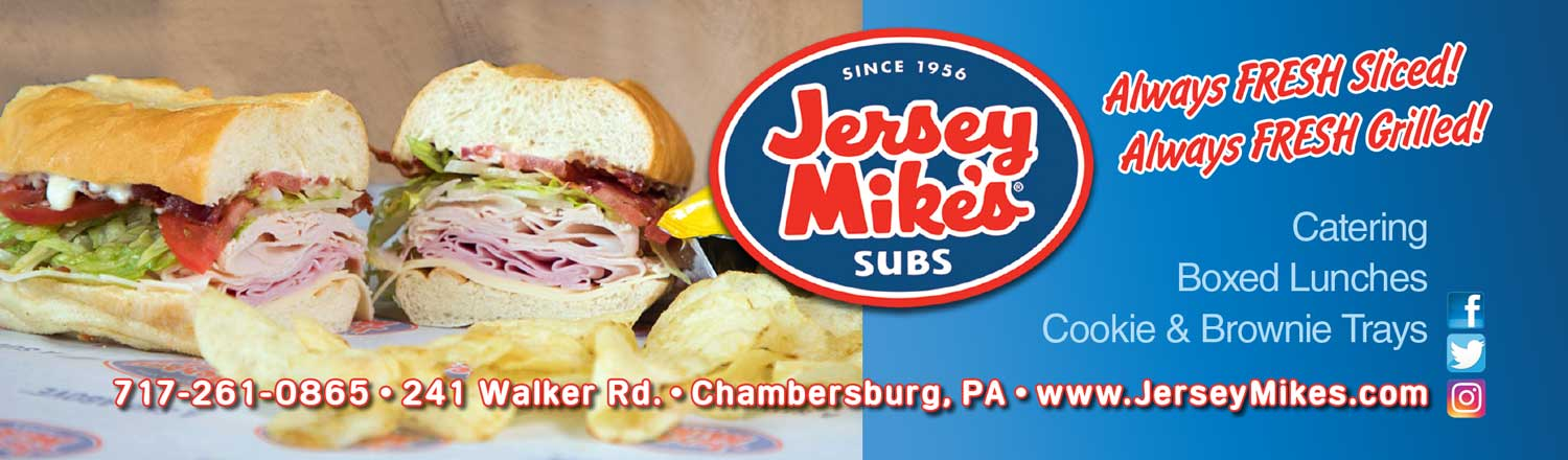 """<center>Jersey Mike's Subs   <b><a href=""""https://www.jerseymikes.com"""" target=""""_blank"""" rel=""""noopener noreferrer"""">CLICK HERE to view the website</a></b></center>"""