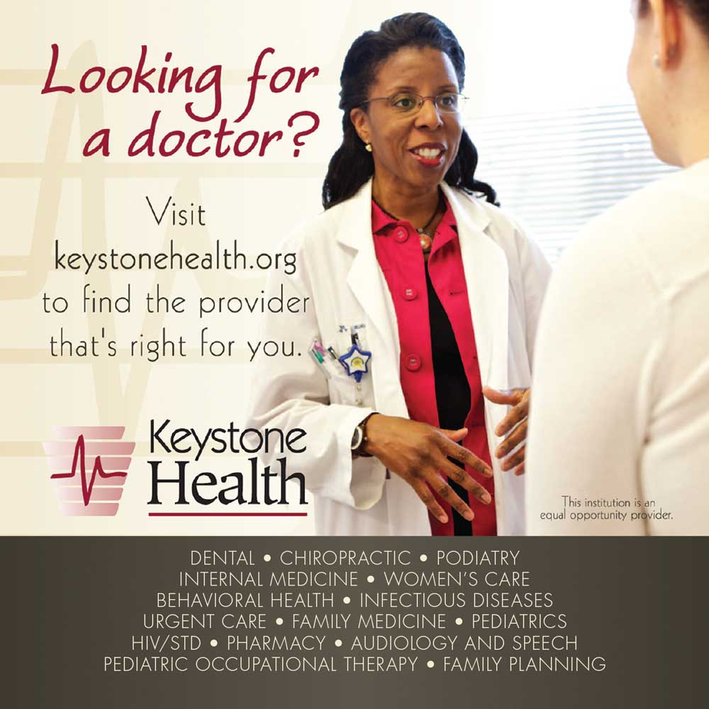 """<center>Keystone Health 