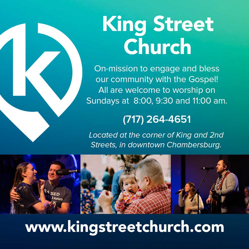 """<center>King Street Church 