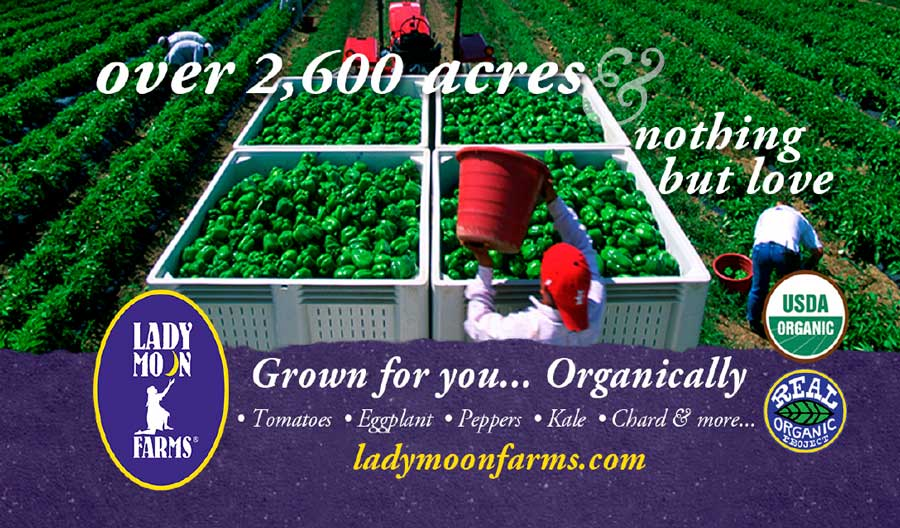 """<center>Lady Moon Farms 