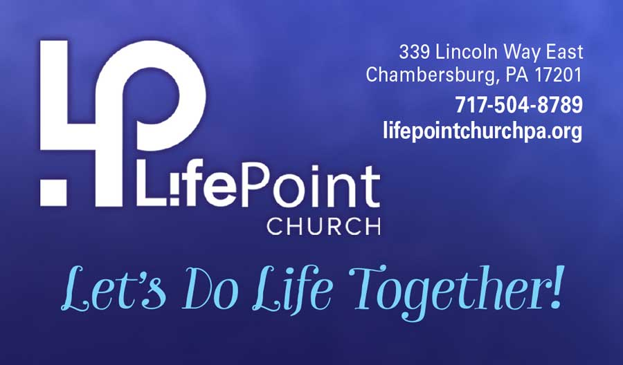 """<center>LifePoint Church 