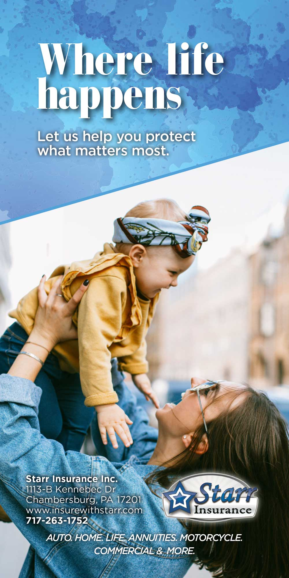 """<center>Starr Insurance 