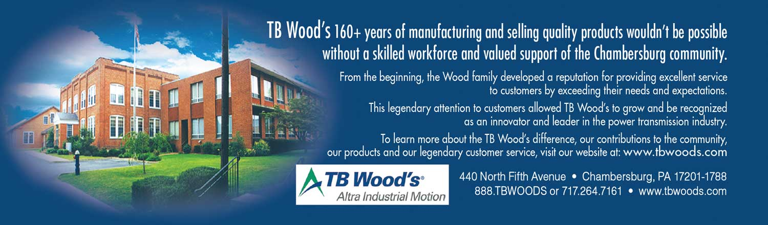 """<center>TB Wood's 